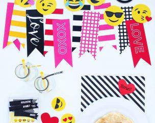 Emoji Valentine's Breakfast Ideas – 60% OFF!