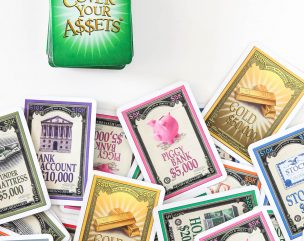 Fun Family Game: Cover Your Assets Game Review