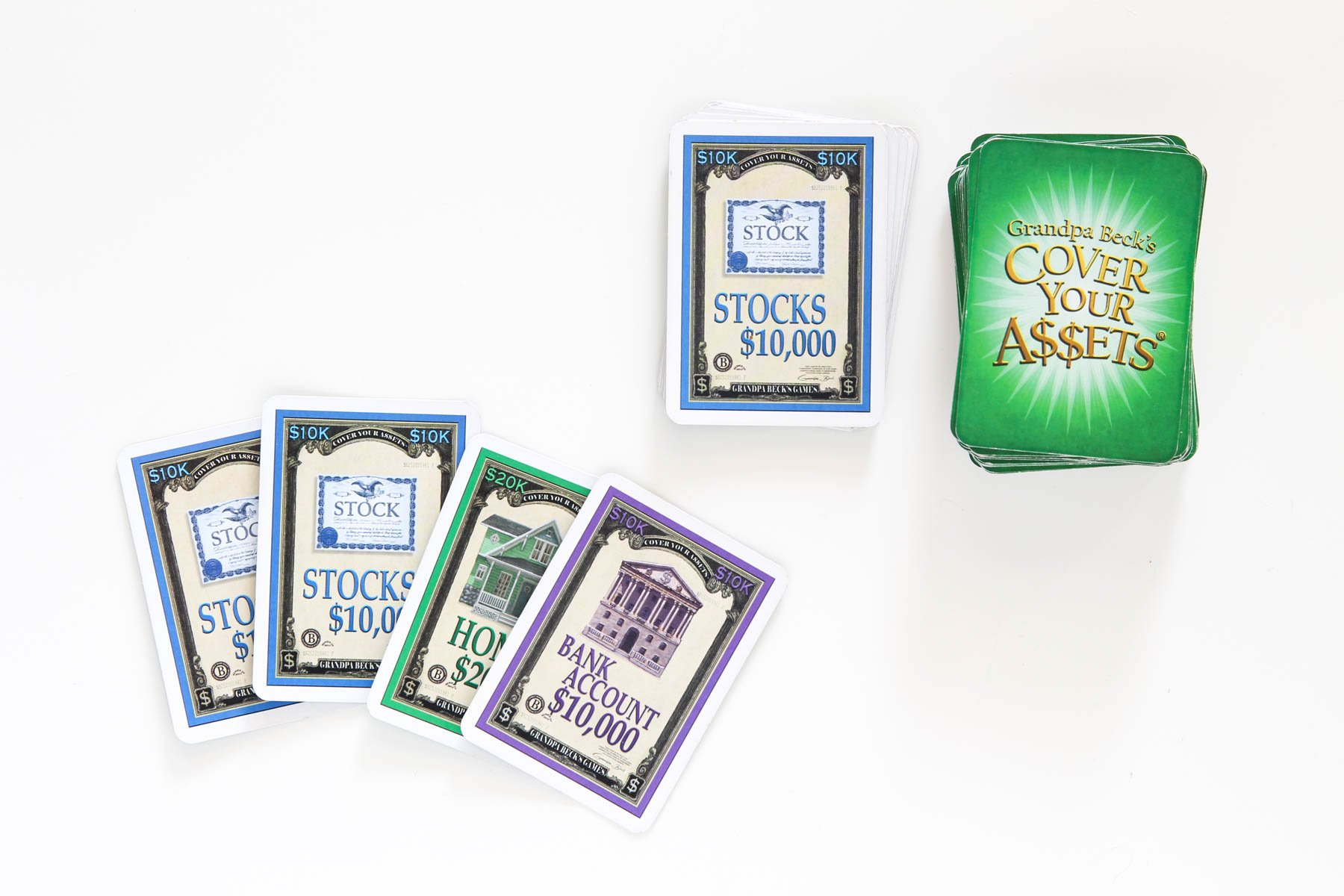 How To Make Matches - Parent's Review of the Cover Your Assets Game via @PagingSupermom