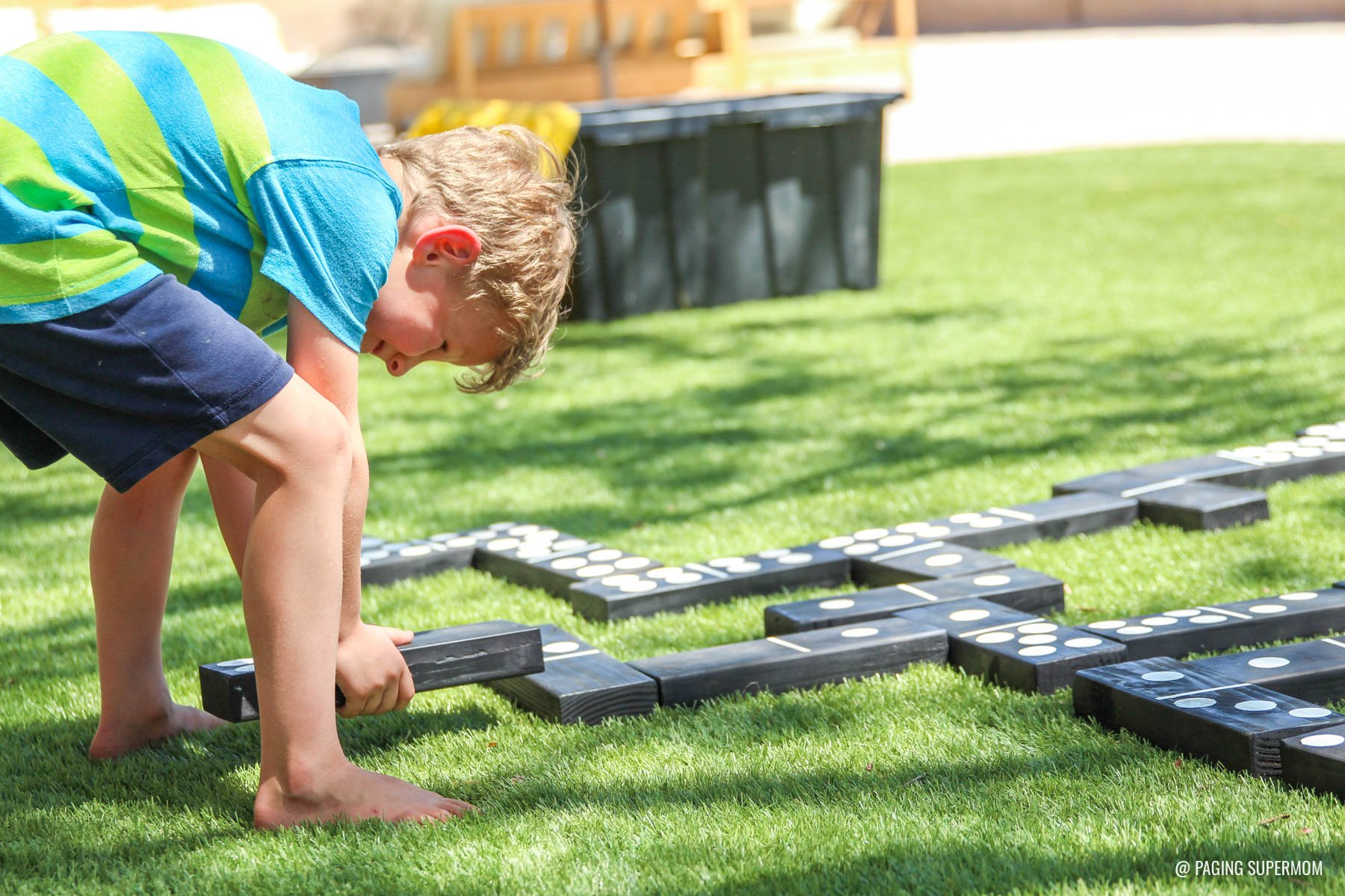 Backyard games how to make yard dominoes ring toss giant jenga playing backyard dominoes diy backyard games plans from homedepot via pagingsupermom solutioingenieria Image collections