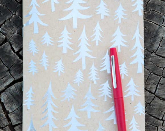 DIY Nature Journal & Camping SVG Bundle