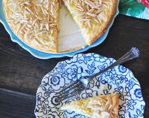 Easy Almond Torte Recipe