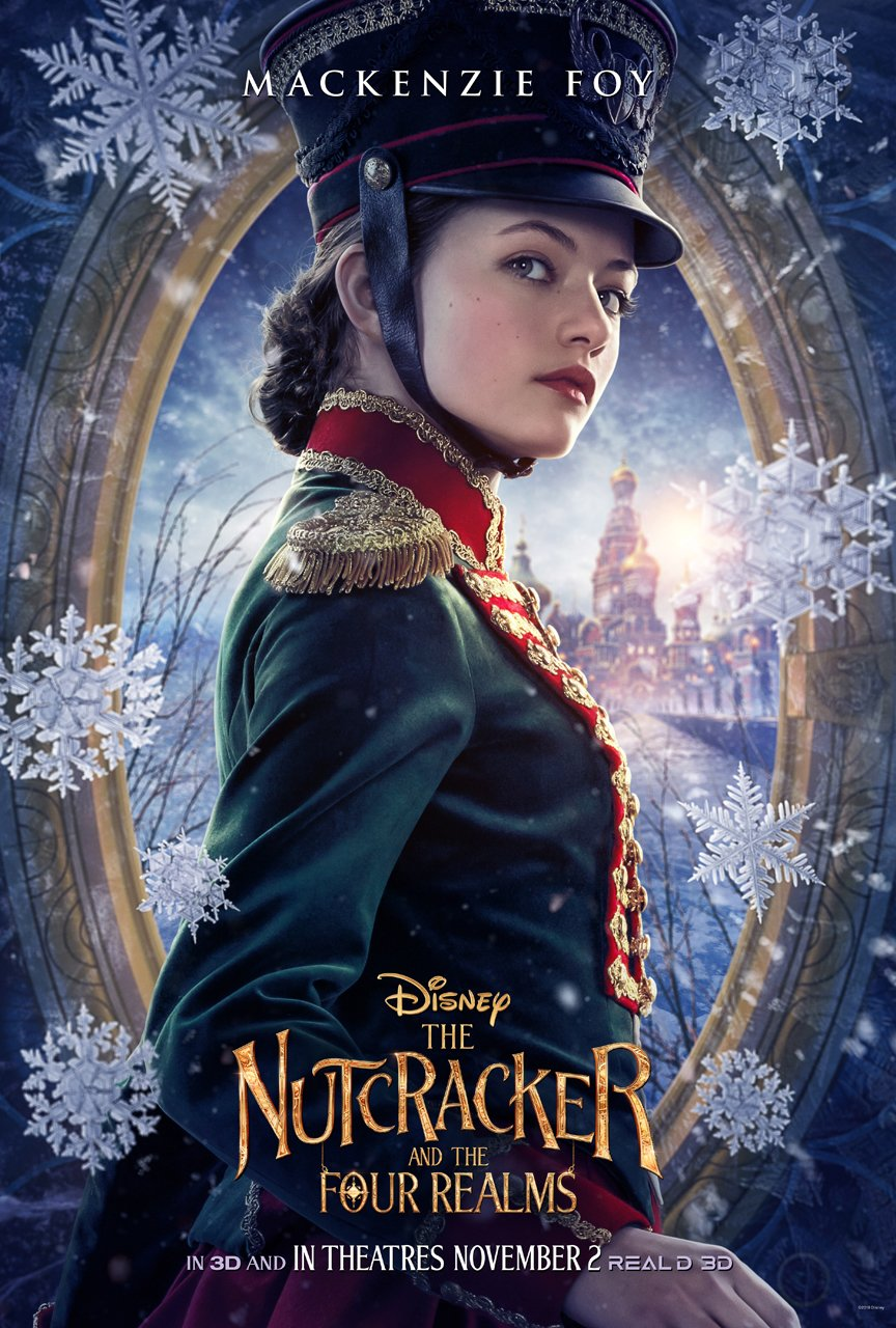 The Nutcracker Movie Scary for Kids? Read a Mom's Movie Review @PagingSupermom