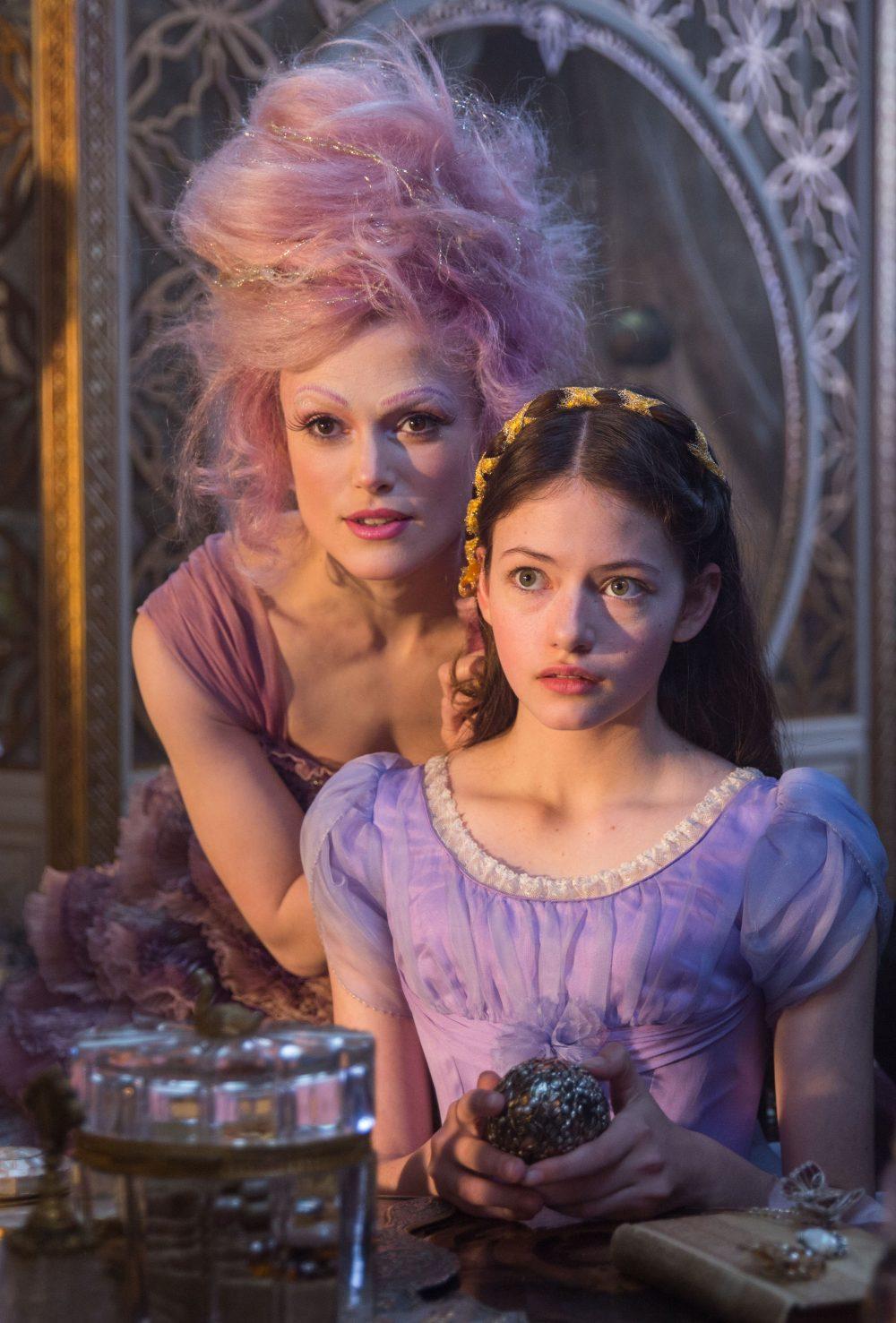 The Nutcracker Movie Scary for Kids? Read a Mom's Movie Review @PagingSupermom