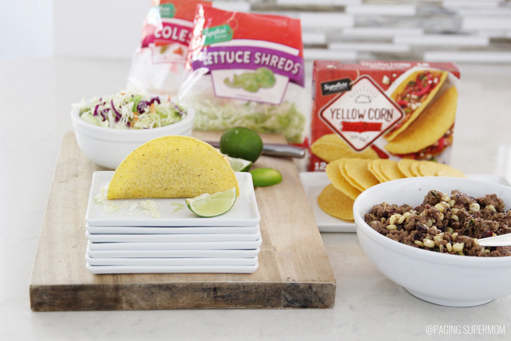 Taco Tuesday Recipe for making taco meat in an Instant Pot