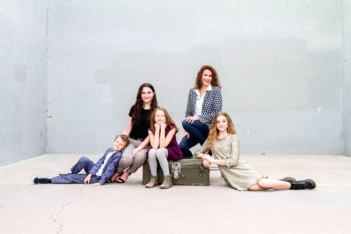Bettijo Family Photo